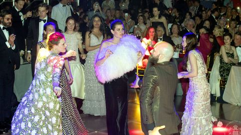 De la danza de CarlotaCasiraghia la risas deAlexandradeHannover