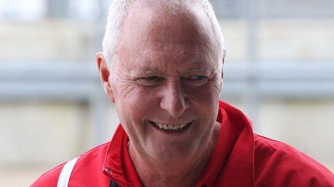 John Booth, el hombre que dirigirá el futuro de Sainz y Verstappen en carrera