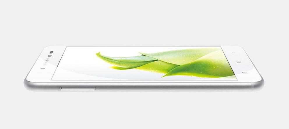 Foto: El nuevo 'smartphone' S90 Sisley, de Lenovo.