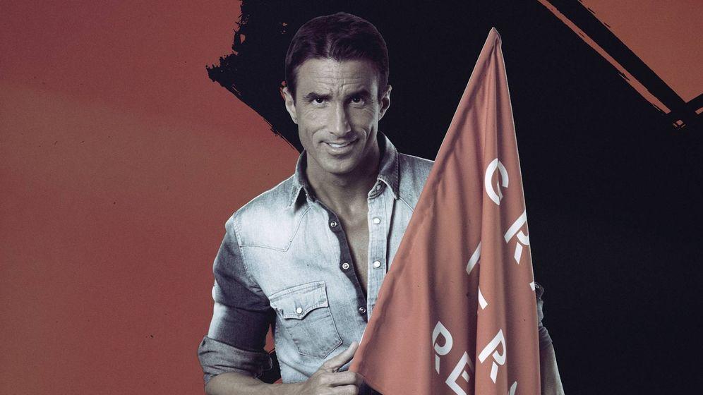 Foto: Hugo, uno de los candidatos en la primera expulsión de 'GH Revolution'.