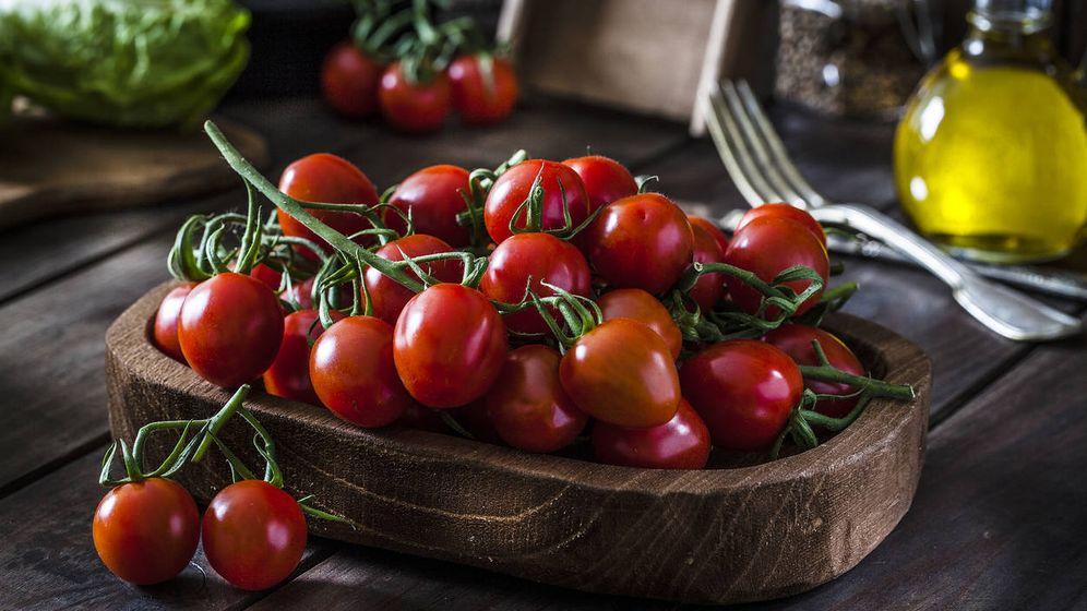 Foto: Tomates rojos. (iStock)