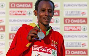 Alemayehu Bezabeh, el atleta con déficit de audición que logró salir del barro