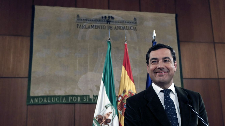 Primer aniversario del cambio político: del abrazo a Vox al 'annus horribilis' del PSOE-A