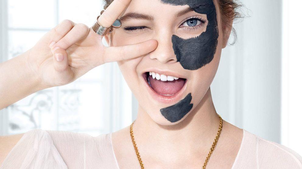 Por qué el carbón es el ingrediente de moda en belleza