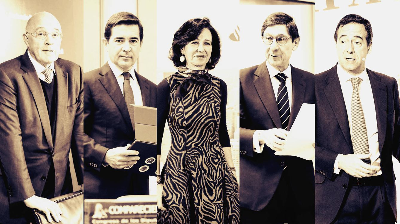 La banca española sacrifica el resultado del primer trimestre por el coronavirus