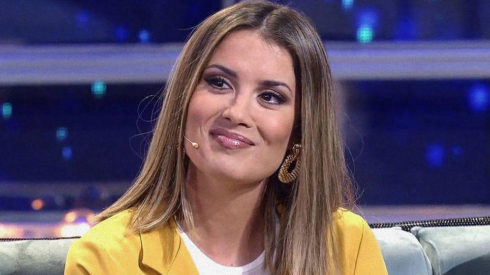 Foto: Candela Acevedo en 'GH Dúo'. (Mediaset)