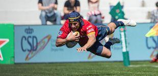 Post de El jugador de la Selección que perdió dinero para ganarse un sitio en el rugby francés