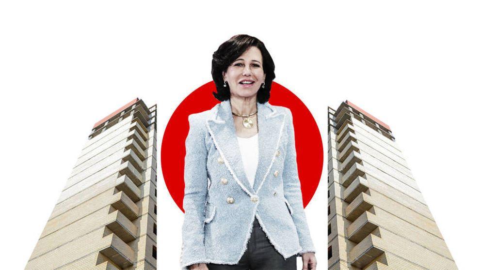 Goldman, Pimco y Elliott pujan por las hipotecas tóxicas de Santander