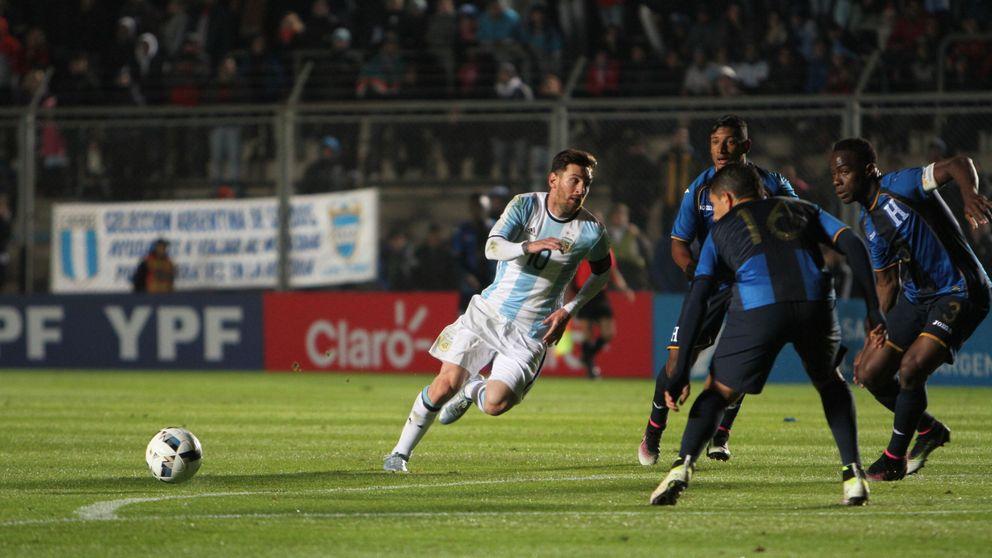 Messi viaja a Barcelona para declarar ante Hacienda tras alarmas por lesión