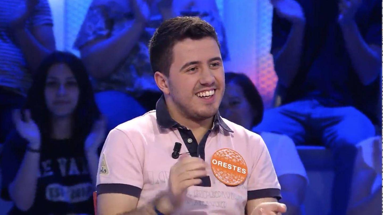 Orestes Barbero. (Mediaset)