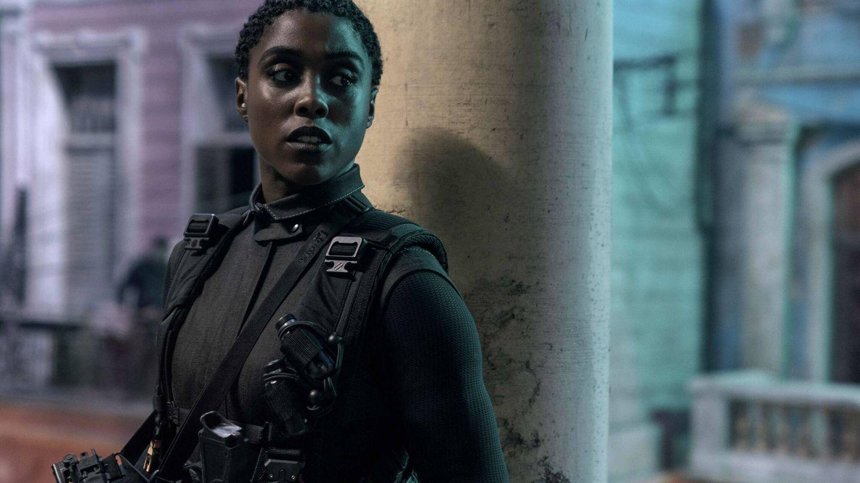 Lashana Lynch es Nomi, la nueva agente pujante del MI6. (Universal)