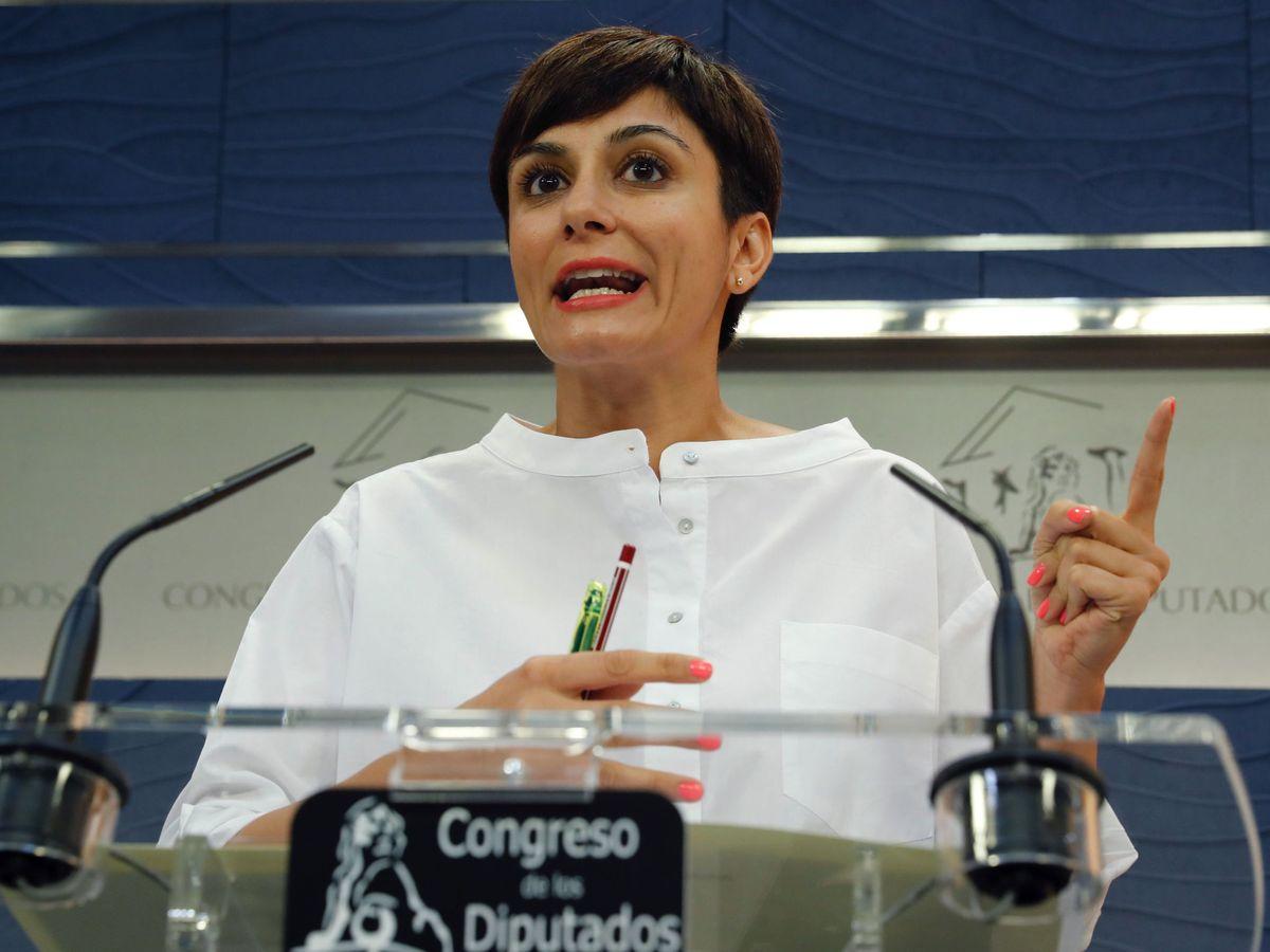 Foto: Isabel Rodríguez. (EFE)