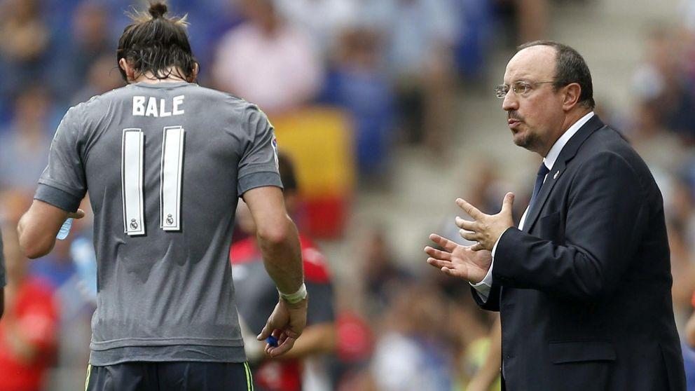 El agente de Bale no dejó en calzoncillos a Cristiano Ronaldo, sino a Rafa Benítez