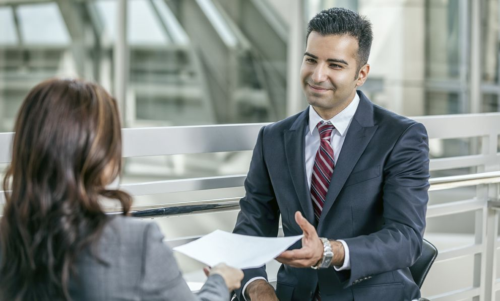 Foto: Debemos sintetizar en una página todo lo que somos capaces de hacer y llamar la atención a los seleccionadores de personal. (iStock)
