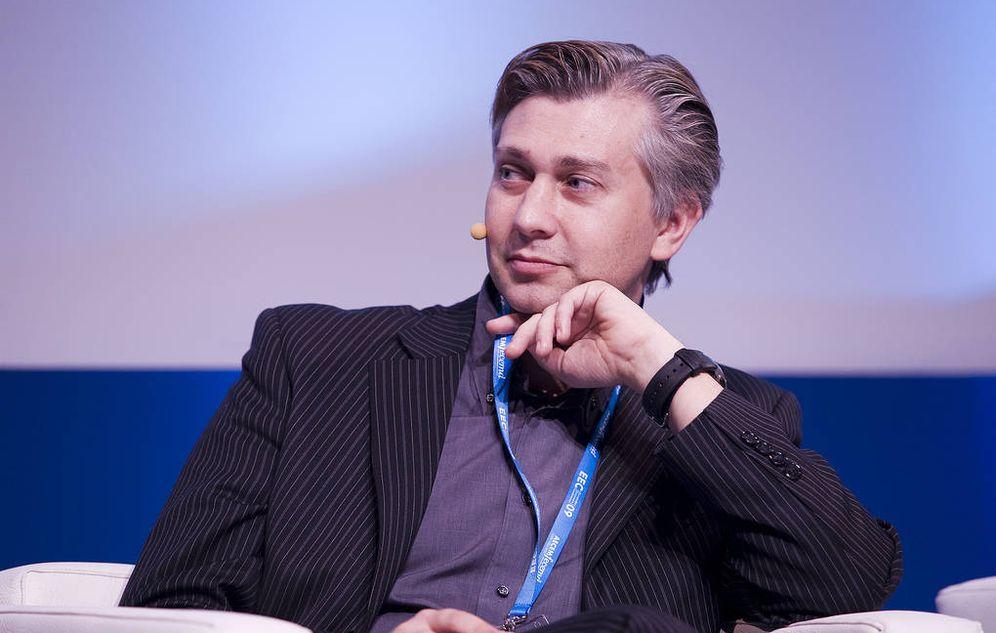 Foto: Gustavo García Brusilovsky, creador de BuyVip y Klikin. (Foto: AECEM/FECEMD)