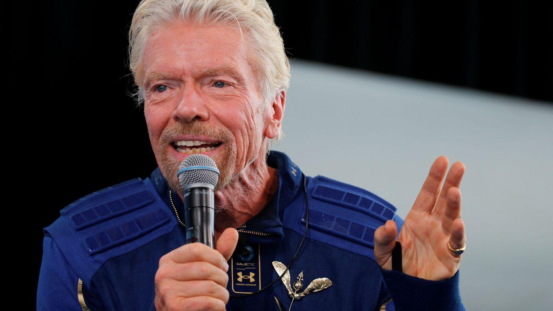 No, ni Richard Branson ha ido al espacio, ni es un astronauta