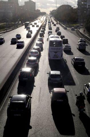 Foto: La DGT espera 4,6 millones de desplazamientos durante el puente de la Constitución
