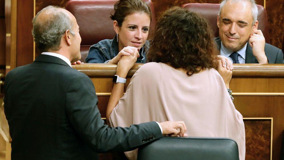 El PSOE usa una argucia legal para evitar el veto del PP a los Presupuestos