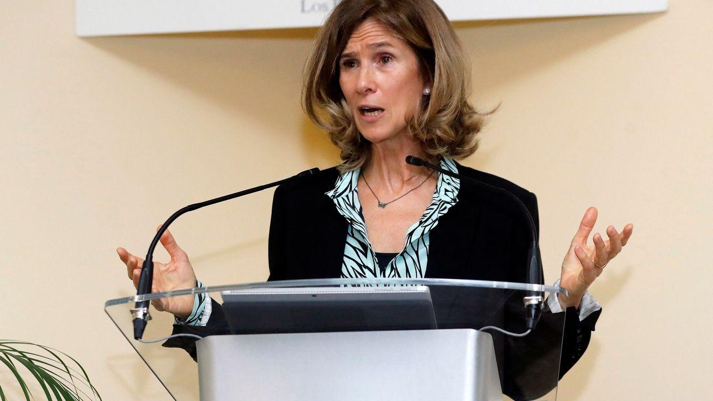 La exministra Garmendia compensa su cese de Alba y Pelayo con más ingresos en Caixa