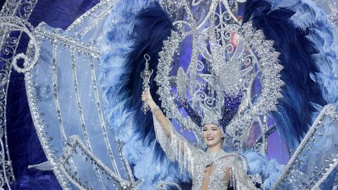 Sara Cruz se corona reina en el Carnaval de Tenerife 2020 con la fantasía 'Sentir'