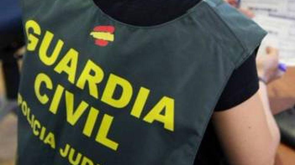 Foto: Agente de la Policía Judicial de la Guardia Civil (Guardia Civil)
