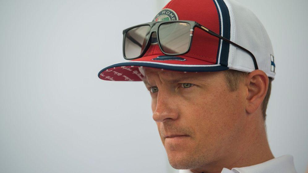 Foto: Kimi Raikkonen en el pasado GP de Hungría. (EFE)
