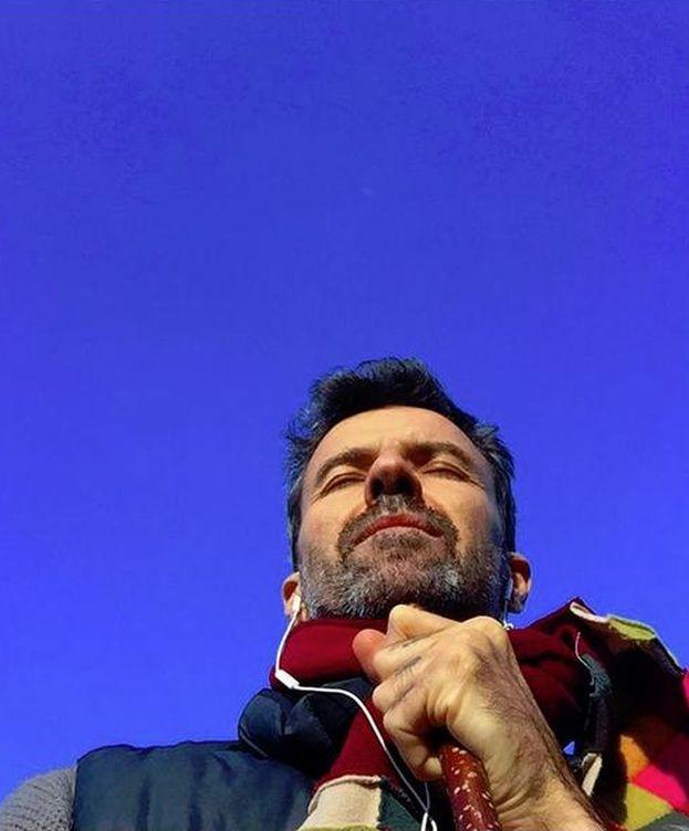 Foto: Pau Donés, en una imagen de su Instagram