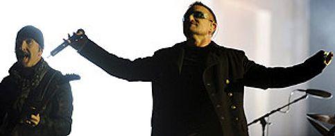 U2 vuelve a los escenarios dentro de tres semanas