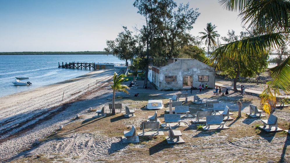 Foto: La isla de Ibo, en Mozambique. (iStock)
