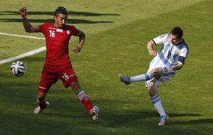 Leo Messi mete en un lío a Sabella al fallar el sistema que 'impuso'