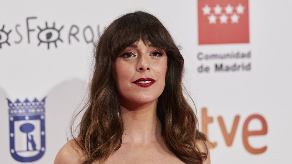 Foto: Belén Cuesta, en los Premios Forqué 2020. (Cordon Press)