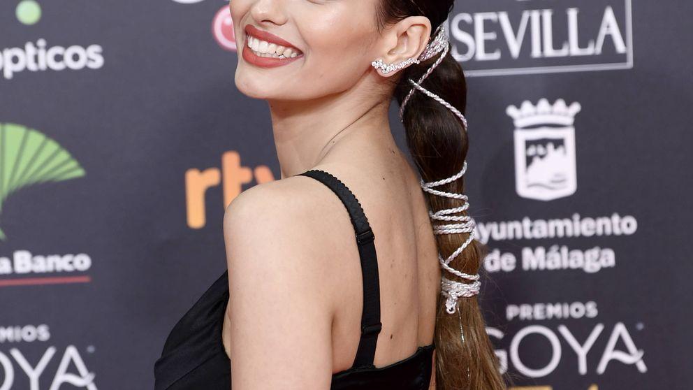 Los mejores looks 'beauty': mucho glitter, peinados estrafalarios y eyeliner