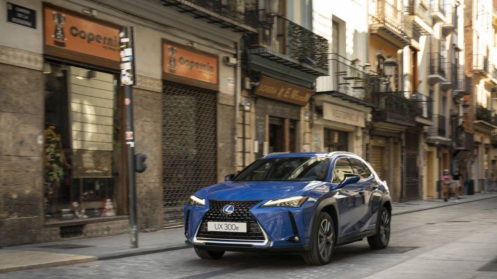 Foto: El UX300e es el primer modelo de Lexus eléctrico pero el futuro va en esa dirección.