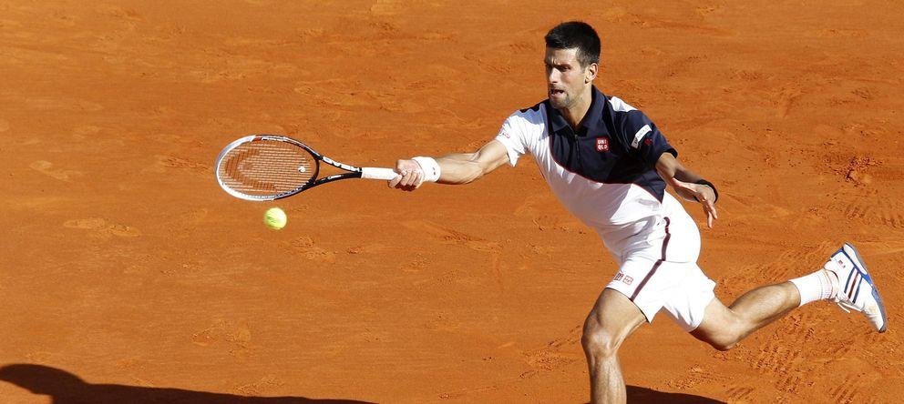 Djokovic se 'borra' del Masters 1.000 de Madrid por una lesión en el brazo derecho