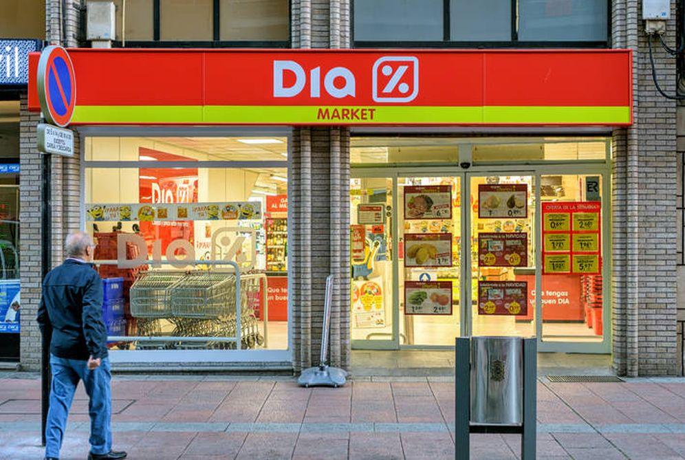 Foto: Supermercado DIA. (iStock)