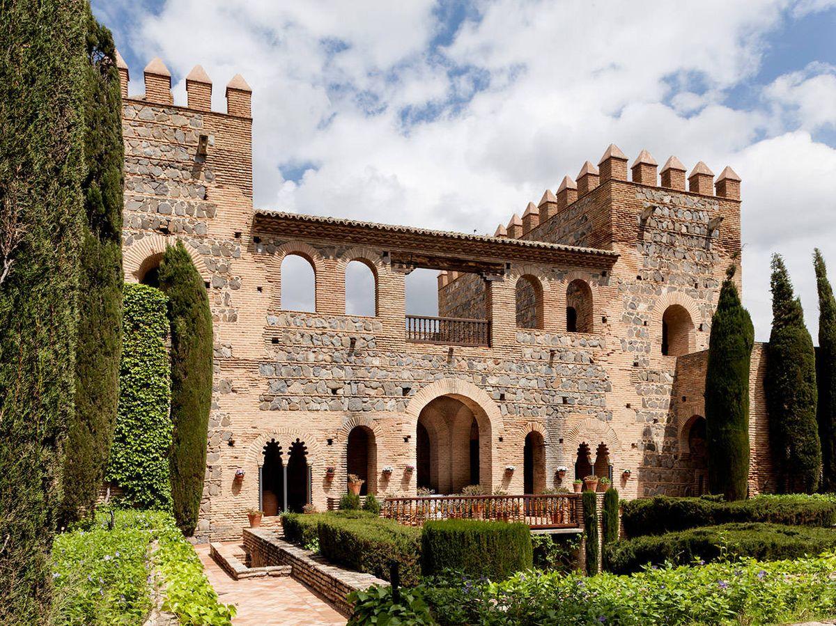 Foto: Palacio de Galiana. (Cortesía - Web del Palacio)