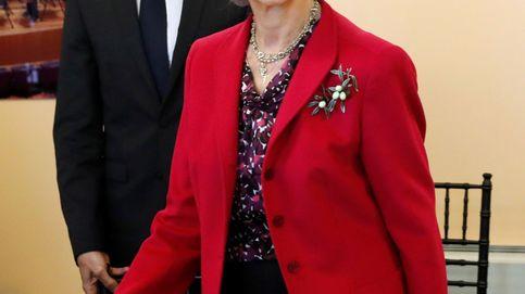La reina Sofía vuelve a sus orígenes: visita Tatoi (aunque sin poder entrar)