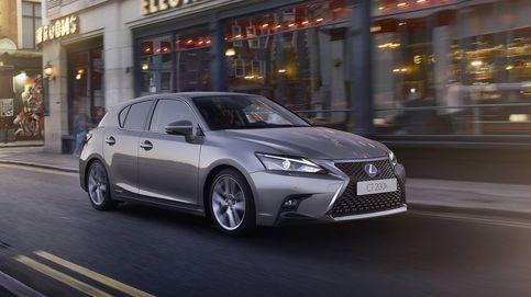Lexus presentará en Fráncfort sus NX y CT200h renovados
