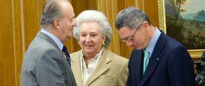 Foto: Gallardón, la hermana del Rey, Arturo Fernández y Lissavetzky autorizaron los pagos a Urdangarín
