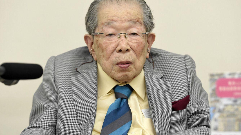 Un médico japonés que vivió 105 años desveló sus claves para lograr la longevidad