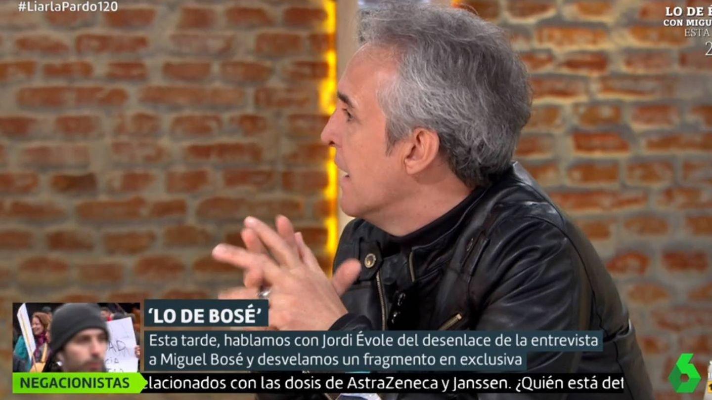 Ramoncín, en 'Liarla Pardo'. (La Sexta).