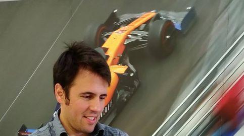 El ingeniero español que dirigirá la aerodinámica del McLaren de Fernando Alonso