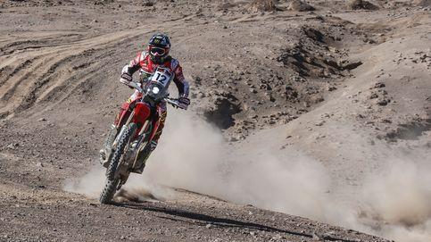 Benavides domina el Rally de Atacama
