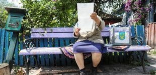 Post de Zelenski no era una broma: tsunami electoral en Ucrania