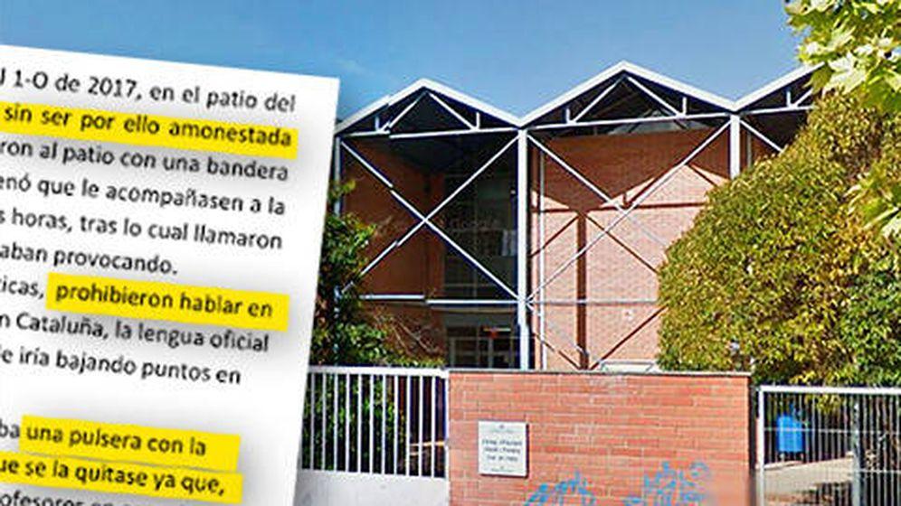 Foto: Colegio público Font de l'Alba de Terrassa.