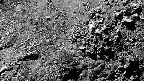 Detectan en Plutón posibles criovolcanes de varios km de altitud
