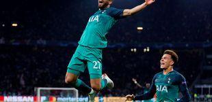Post de El día que el Real Madrid (Mourinho) dijo no a Lucas Moura, héroe del Tottenham