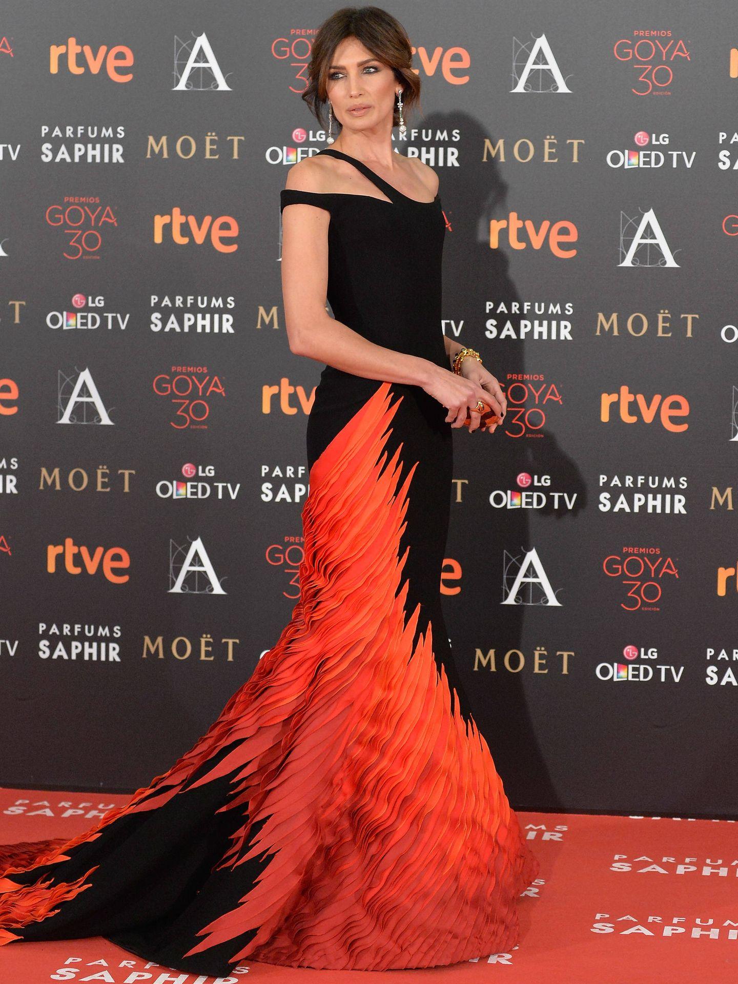 Nieves Álvarez. (Getty)