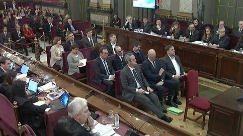 Juicio del 'procés',  directo: Sànchez, Rull y Turull piden la nulidad antes de la sentencia