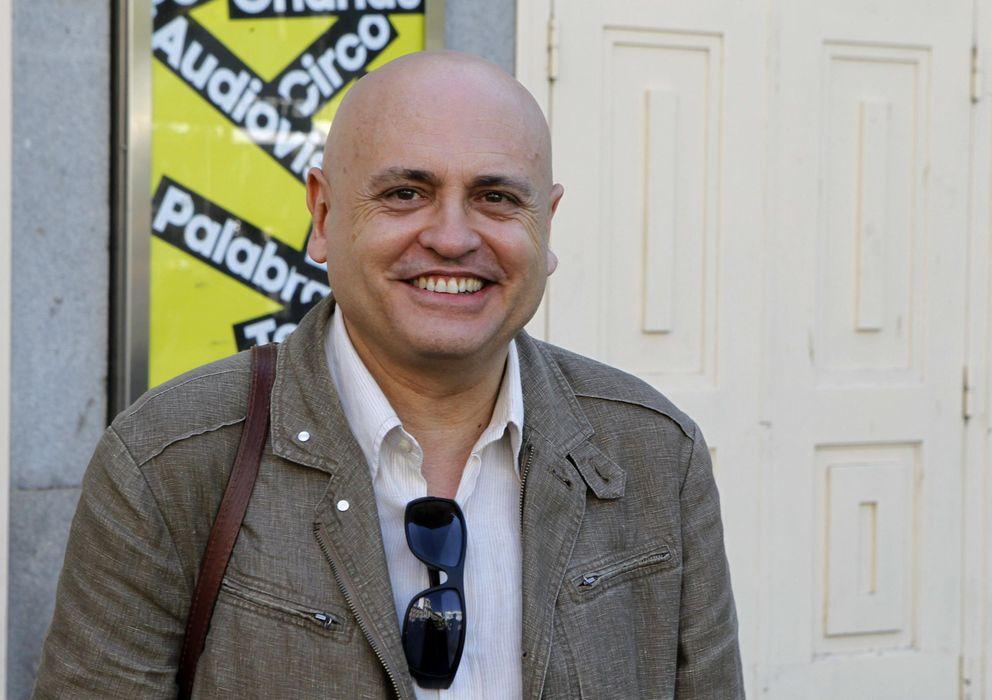Foto: El director artístico del Teatro Español, Juan Carlos Pérez de la Fuente (Efe)